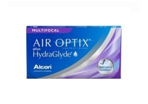 Air optix multifocal + hydraglyde