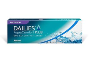 Dailies aqua comfort+ multifocal