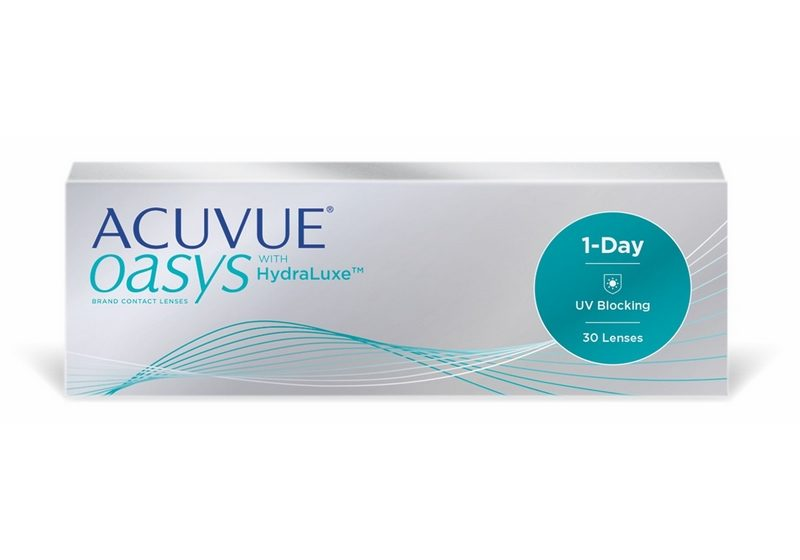 Acuvue Oasys 1 day with hydralux
