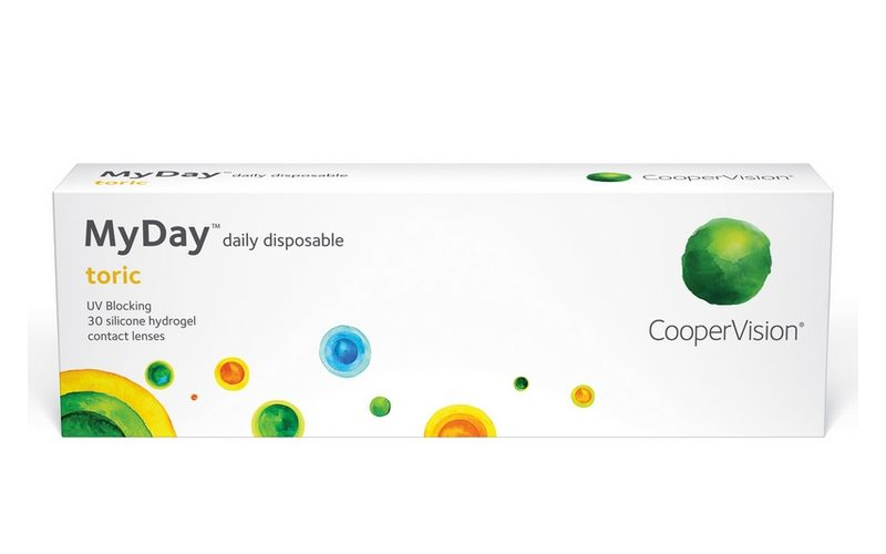 MyDay Toric daily disposable