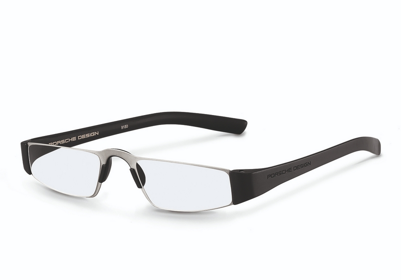 Leesbril Porsche design A - Silver/black